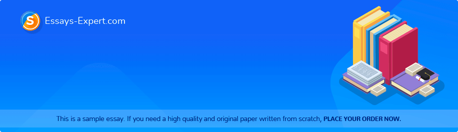 Free Essay Sample «No Time to Prepare Food»