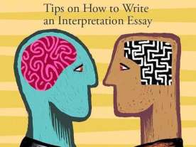 Tips on How to Write an Interpretation Essay