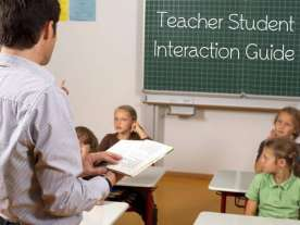 Teacher Student Interaction Guide